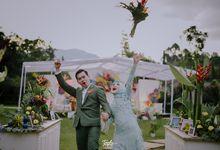 Viviw & Gema Wedding Day At Palace Hotel - Cipanas by Tosuka Project
