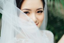 Kenrick & Jessica Wedding by Silvia Kurnia Dewi MUA