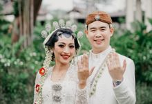 Panggih Ceremony of #BerKatNikah by ProjectDEA Wedding Planner