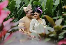Wedding Adelia & Faris by Novotel Bogor Golf Resort and Convention Centre