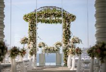 The most wonderfull Water Wedding in Bali by Happy Bali Wedding