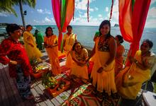 Wedd In...Mauritius  by Wedd In...
