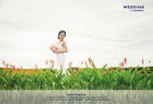 Indoor and outdoor wedding by Novotel Tangerang