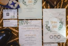 YOSSIE & ANDI WEDDING CELEBRATION by Alegre Photography
