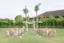 Wedding by ARTOTEL Beach Club