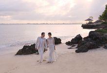 Raffles Bali Wedding by Raffles Bali