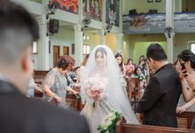 YEYE & ARVEL HOLY MATRIMONY - RECEPTION by Alegre Photography