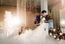 SELVY & FERRY WEDDING DAY by Alegre Photography