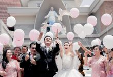 VINA & HENDRA WEDDING DAY by ALEGRE Photo & Cinema