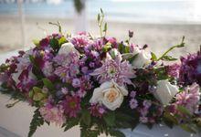 Wedding of Moritaka Asakura & Yu Nishiyama by Keraton Jimbaran Resort