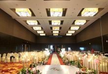 Wedding Venue by Soll Marina Hotel Bangka