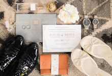 DESSY & DAVID WEDDING DAY by Alegre Photography