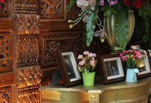 Marsya & Dewo Wedding by Grand Sahid Jaya Hotel