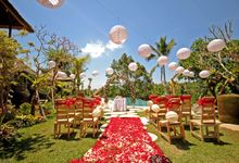 BEST VENUE FOR YOUR PERFECT WEDDING by Puri Gangga Resort