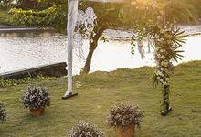 River View wedding Venue by The Haven Suites Bali Berawa Weddings