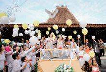 AGNES & ARDHIAN WEDDING DAY by Alegre Photography
