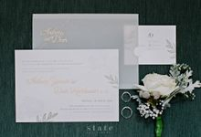 Wedding - Anthony & Dian by State Photography