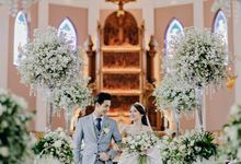 Wedding - Ardy & Kathleen by State Photography
