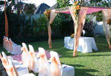 Wedding at Four On Drupadi by Four On Drupadi