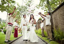 Wedding by FuramaXclusive Villas and Spa Ubud