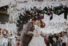Wonderful Wedding Reception by Dome Harvest