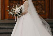 The Wedding of Bella & Yudi by Espoir Studio