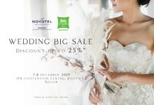 Wedding BIG  SALE by Novotel Bogor Golf Resort and Convention Centre