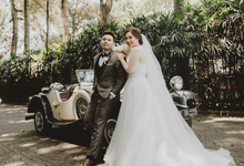 THE WEDDING OF MICHAEL AND MICHELLE by The Wedding Boutique