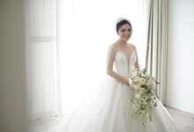 THE WEDDING OF ADWIN AND FRISCA by The Wedding Boutique