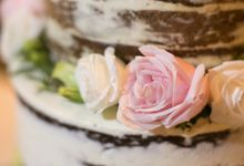 A blooming blush pink Love Story by Wedding Boutique Phuket