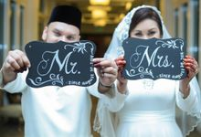 The wedding of Danial&Elina by Radhi Hasim Photography