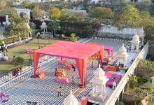 MANYA-MASOOM by Wedding By Neeraj Kamra