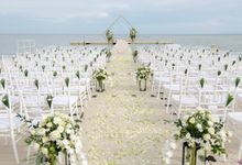 Wedding at Le Meridien Koh Samui by BLISS Events & Weddings Thailand
