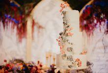 Edmund & Beatrisha Wedding by Sweetsalt