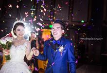 Wendy + Lenny Wedding by Wedding Factory