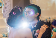 Rendy + Aurora Wedding by Wedding Factory