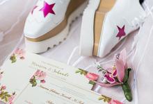 Hanhan + Maureen Wedding by Wedding Factory