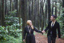 Bagas + Nikita Prewedding by Wedding Factory