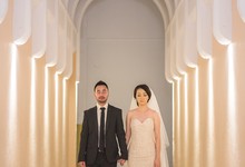 Samuel + Stefanie Prewedding by Wedding Factory