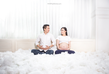 Wendy + Lenny Maternity by Wedding Factory