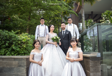 Samuel + Stefanie Wedding by Wedding Factory