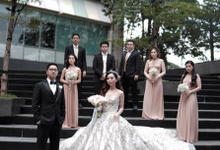 Kevin + Airin Wedding by Wedding Factory