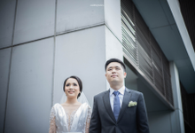 Gary + Jean Wedding by Wedding Factory