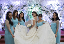 Andre + Stephani Wedding by Wedding Factory