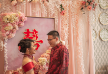 Marco + Clarissa Sangjit by Wedding Factory