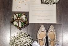 Erik + Lavenia Wedding by Wedding Factory