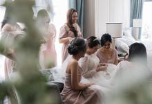 Marlo + Syadonara Wedding by Wedding Factory