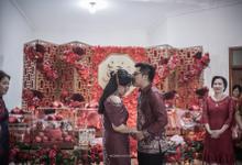 Julius + Julia Sangjit by Wedding Factory