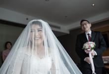 Marco + Clarissa Wedding by Wedding Factory
