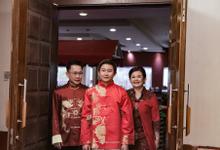 Alvian + Vicka Sangjit by Wedding Factory